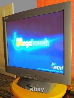 Megatouch Lite Force Ion Bar Vidéo Jeux Vidéo Touchscreen Merit Room Play Monitor