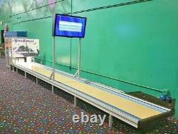 Mini Quilles Par Ball Bowler A Des Broches De Chute Libre Pour Votre Salle De Jeux D'arcade