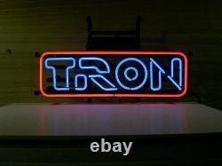 Nouvelle Salle De Jeu Vidéo Tron Arcade Neon Sign 24x12