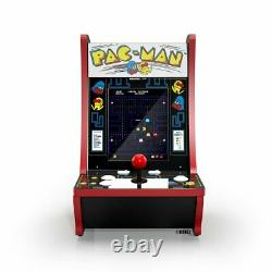 Pacman Countertop Arcade Game Machine Game Room Furniture Electronic Retro Play