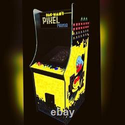 Rec Chambre Mondiale 21.5 Classic Pac-man Style Multicade Meilleure Oeuvre D'art