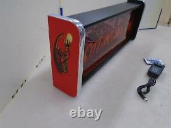 Satan's Hollow Marquee Game/rec Room Led Display Light Box