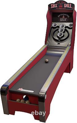 Skee-ball Arcade Table Machine Jeu Pour Home Basement Recreation Room Premium