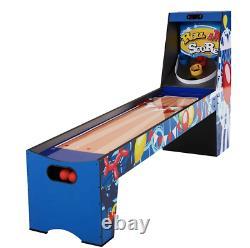 Skeeball Arcade Jeu Machine Grand Enfants Adultes Intérieur Extérieur Salle De Sous-sol Amusant