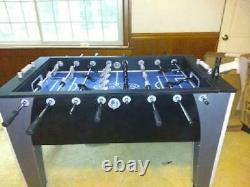 Soccer Foosball Table & 2 Balles Set Arcade Football Salle De Jeu Meubles 54 En