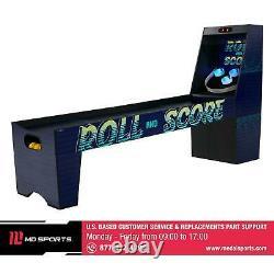 Sports Roll And Score, Salle De Jeux D'arcade, 87 Pouces, 3 Balles