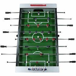 Sunnydaze 55 Table De Sport D'arcère De Football Métallique Pour La Salle De Jeux