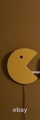 Super Sized Acrade Pac Man Et Mme Pac Man Led Signe Salle De Jeu, Retro, Man