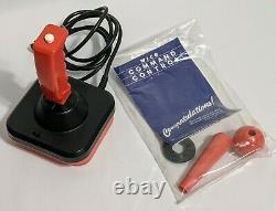Ultra Rare Vintage Wico Command Control Super Three 3 Way Joystick Atari IBM