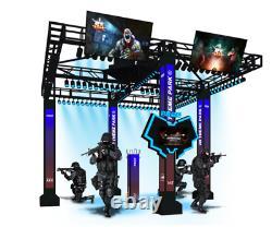 Vr Escape Room Gun Shooting Simulator Htc Virtual Reality 9d Arcade Voir La Vidéo