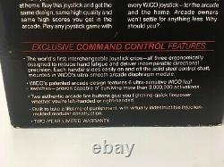 Wico Commande De Contrôle À Trois Voies Deluxe Joystick Grail Collectionneurs Rarissime