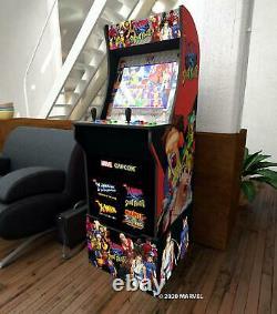 X-men Vs Street Fighter Arcade Armoires De Jeu Machine Excellente Pour La Salle De Jeux De Famille