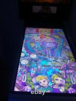 Zen Digital Flipper Machine Virtual Arcade Jeu Cadeau Rec Room Fun Party Toy
